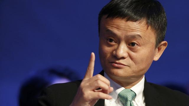 CEO Jack Ma từ bỏ quyền sở hữu của mình trong các tổ chức lãi suất thay đổi của Alibaba. (Nguồn: Reuters)