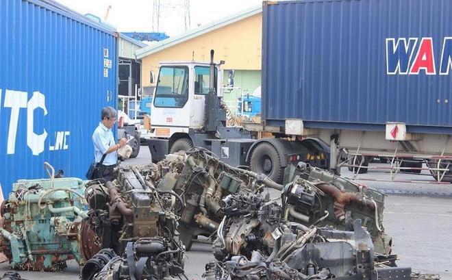 Hơn 4.900 container phế liệu nằm tại cảng: Doanh nghiệp sai phạm phải tự bỏ tiền tiêu huỷ