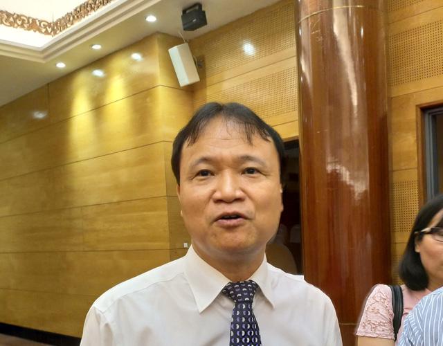 Thứ trưởng Bộ Công Thương Đỗ Thắng Hải