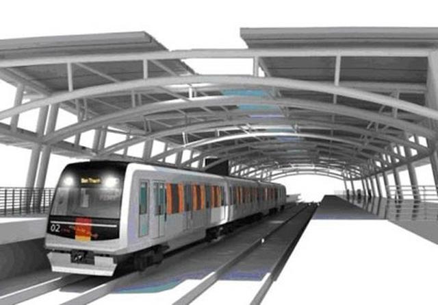 Metro Bến Thành - Suối Tiên đội vốn