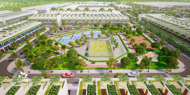 Chủ đầu dự án Sai Gon Village bị phạt 40 triệu đồng vì tổ chức thi công xây dựng hạ tầng kỹ thuật tại dự án này trong khi chưa có giấy phép