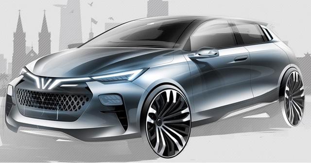 Thiết kế mẫu xe nhỏ của VinFast - IDG ICE A được người tiêu dùng bình chọn nhiều nhất.