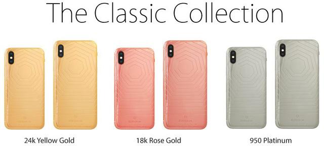 """""""Choáng"""" với chiếc iPhone XS làm bằng đá ngoài hành tinh, giá 3 triệu USD"""