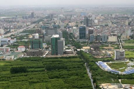 Hà Nội sắp công khai việc chấm dứt, thu hồi đất 39 dự án vi phạm