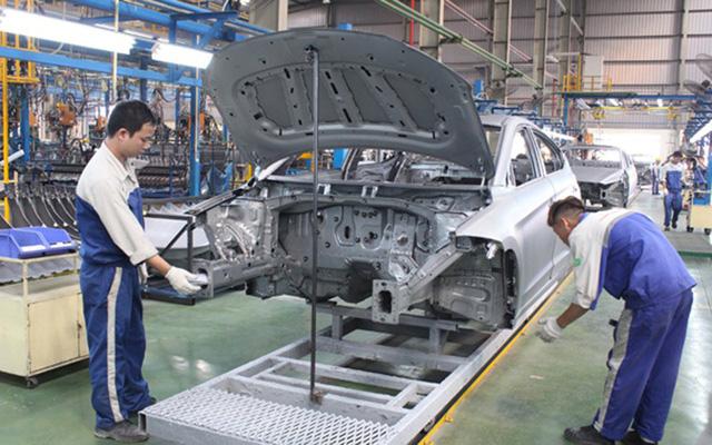 Trung Quốc là 1 trong 3 nước cung ứng linh kiện ô tô lớn nhất cho Việt Nam