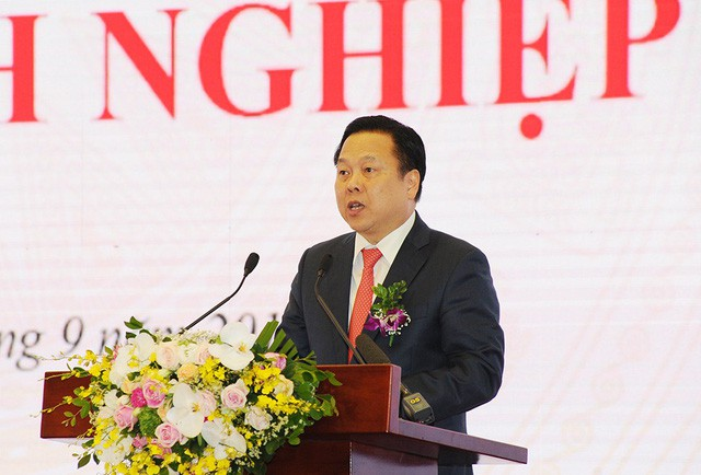 Ông Nguyễn Hoàng Anh từ cương vị Bí thư tỉnh ủy Cao Bằng được bổ nhiệm làm Chủ tịch siêu ủy ban quản lý vốn Nhà nước tại doanh nghiệp