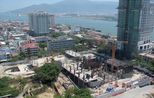 Nhiều nhà đầu tư lớn rút khỏi thị trường nhà đất Đà Nẵng