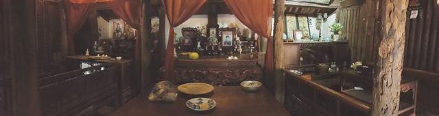 """Ông Hùng cho biết: Ngôi nhà là một phần giá trị truyền thống mà cha ông đã để lại, con cháu không nỡ tháo bỏ hoặc xây mới..."""". Vào năm 2008 ngôi nhà được Ban quản lý Làng cổ Đường Lâm tiến hành đo đạc và thẩm định trùng tu ngôi nhà, tổ chức Jica và Sở Văn hóa đã đứng ra bảo tồn và phục chế tôn tạo ngôi nhà."""