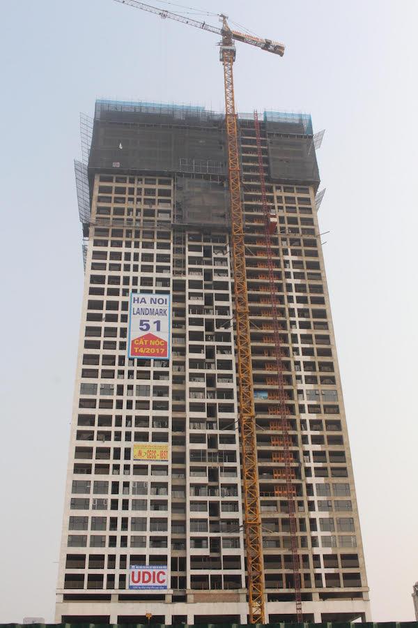 Dự án Tokyo Tower bị siết nợ (KỲ II): Ngân hàng lờ trách nhiệm?