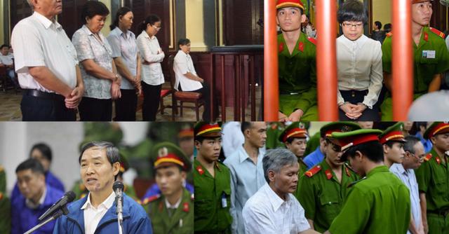 Việc thu hồi tài sản trong các vụ án Dương Chí Dũng, Huỳnh Thị Huyền Như, Phạm Công Danh... đều rất khó khăn