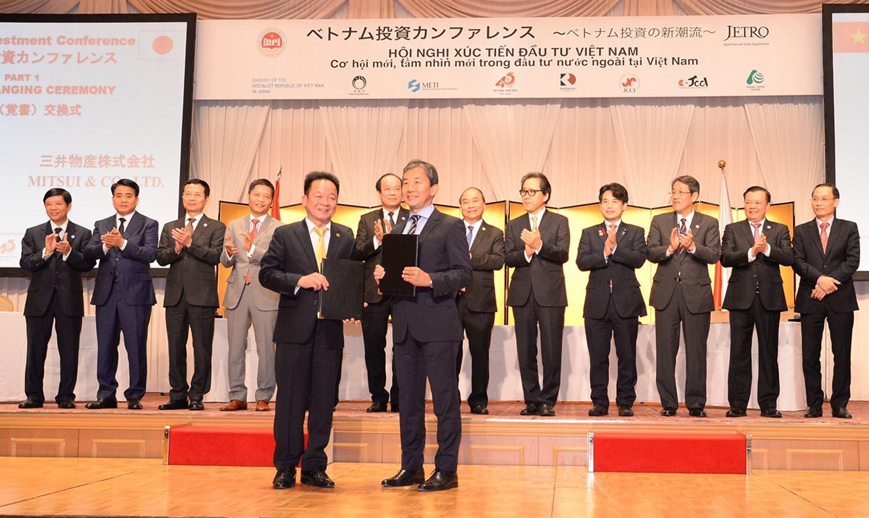 T&T Group ký thoả thuận hợp tác cùng Tập đoàn Mitsui và Tập đoàn y tế Eiwwakai