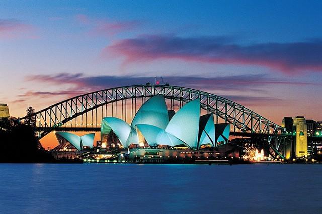 Nhà hát Opera của Úc, trở thành biểu tượng du lịch hấp dẫn