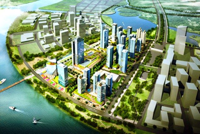 TPHCM chọn khu đô thị mới Thủ Thiêm là nơi xây dựng Nhà hát giao hưởng nhạc vũ kịch trị giá 1.500 tỷ đồng (ảnh minh họa)