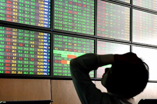 Nhiều nhà đầu tư tiếc nuối vì mất hàng do chấp nhận bán cổ phiếu tại mức giá thấp nhất vào phiên hôm qua.