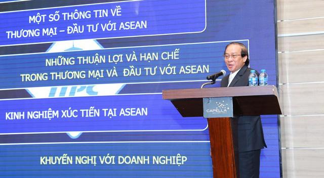 """Bước vào thị trường ASEAN, doanh nghiệp Việt đừng """"tự ti"""""""