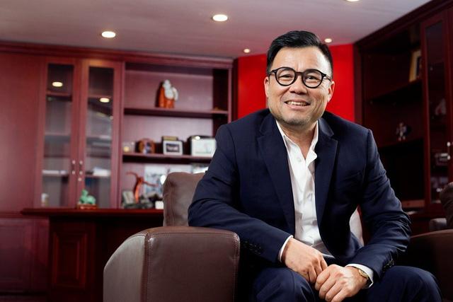 Ông Nguyễn Duy Hưng. Ảnh: Forbes
