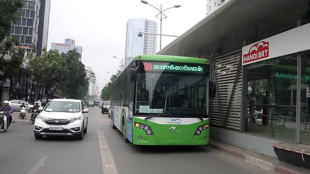 Thanh tra Chính phủ phát hiện hàng loạt sai phạm tại dự án buýt nhanh BRT.