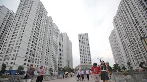 Bất động sản chung cư: Đang có biểu hiện bất hợp lý giữa các phân khúc?