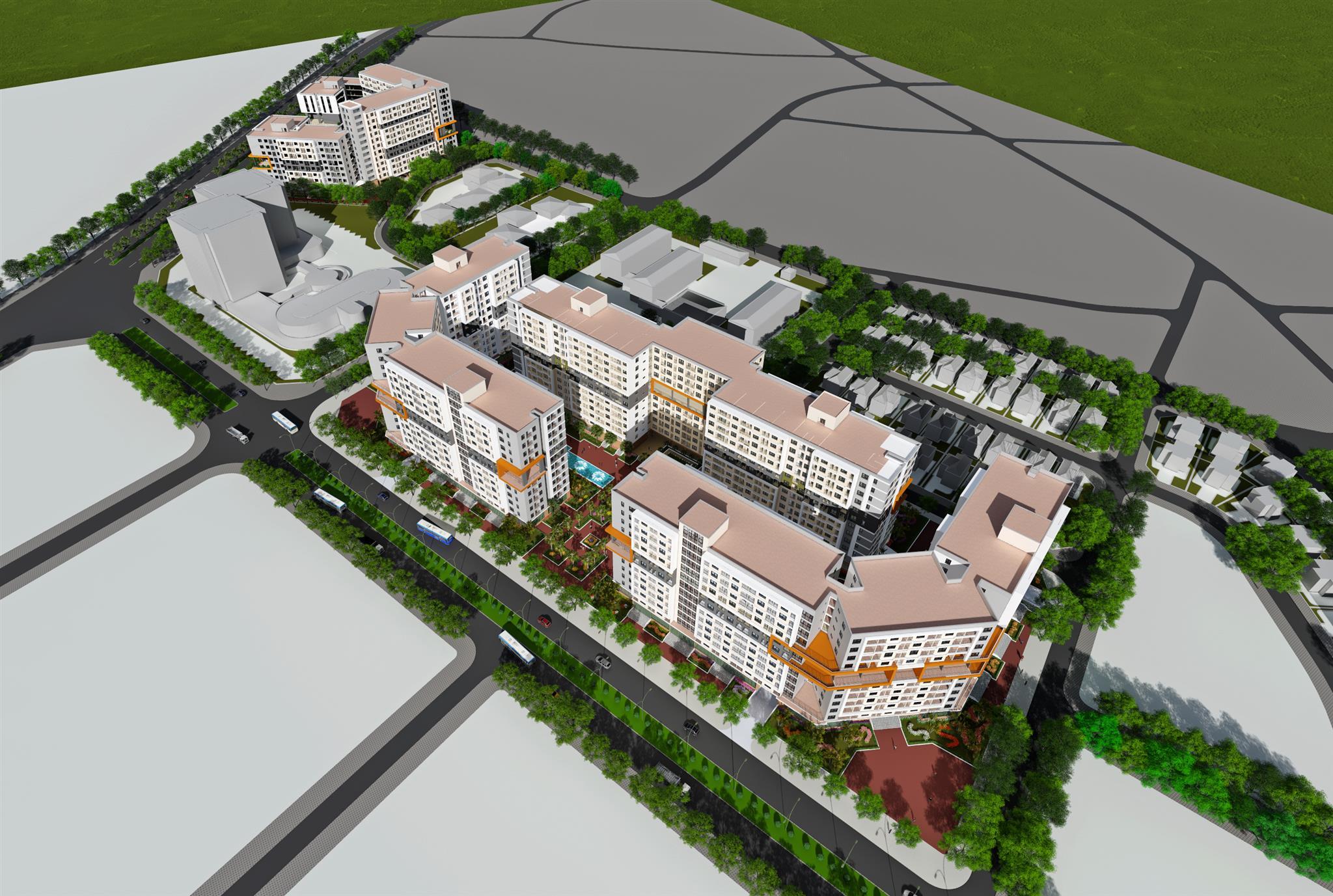 Khởi công Dự án nhà ở xã hội tại khu đô thị mới Kim Chung