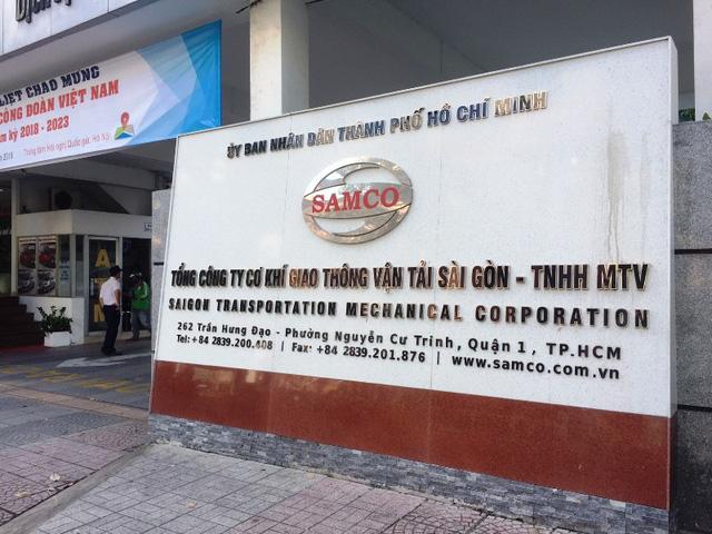 Thanh tra TPHCM đã chỉ ra nhiều sai phạm tại Tổng công ty Samco. Ảnh: Đại Việt