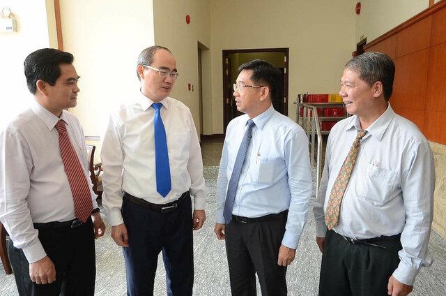 Bí thư Nguyễn Thiện Nhân nói gì về xây nhà hát 1.500 tỷ đồng tại Thủ Thiêm?