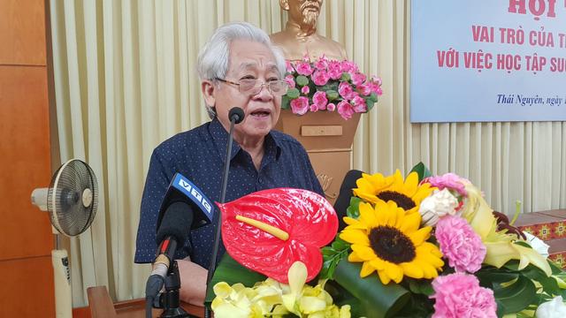 GS.TS Phạm Tất Dong, Phó Chủ tịch kiêm Tổng Thư ký TƯ Hội Khuyến học Việt Nam
