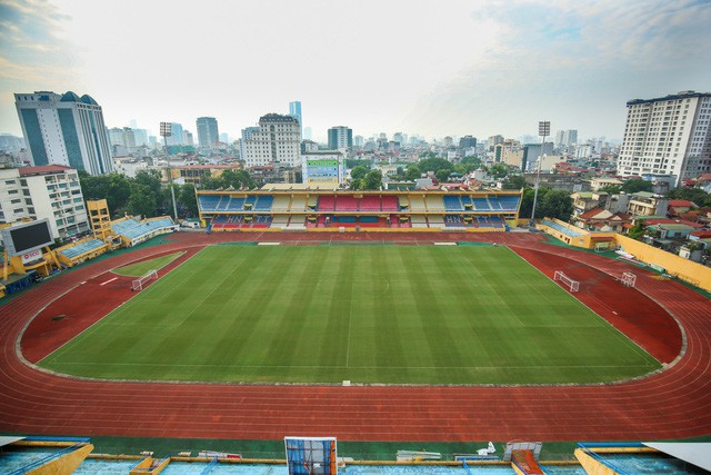 Hà Nội lên kế hoạch xây dựng sân Hàng Đẫy để phục vụ SEA Games (Ảnh: Toàn Vũ)