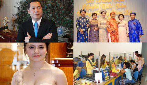 Á hậu Dương Trương Thiên Lý cùng chồng Nguyễn Quốc Toàn