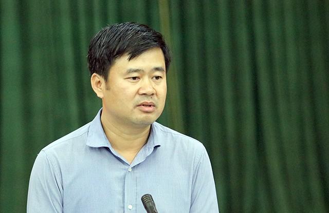 Ông Đỗ Minh Tuấn - Phó Chủ tịch UBND huyện Sóc Sơn