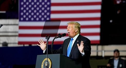 Tỷ lệ ủng hộ ông Trump trước bầu cử giữa nhiệm kỳ cao hơn Obama