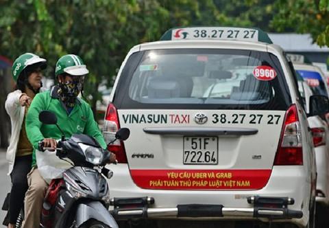 Về đề nghị bồi thường Vinasun 41 tỷ đồng: Đại diện Grab nói