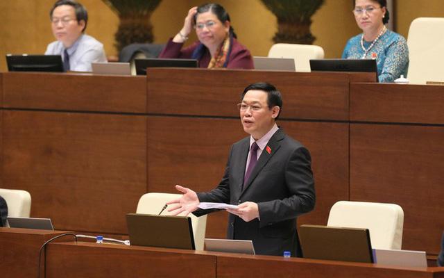 Phó Thủ tướng cho biết Chính phủ cũng không có động thái nào nới lỏng lạm phát.