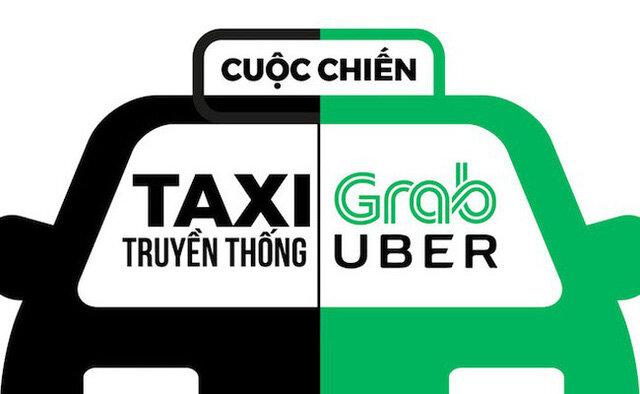 Cuộc chiến taxi truyền thống - Grab: Dai dẳng, gay cấn, bao giờ đến hồi kết?