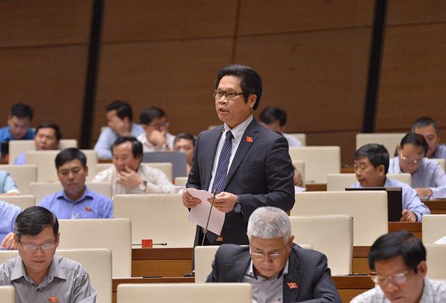 Đại biểu Vũ Tiến Lộc - Chủ tịch VCCI. (Ảnh: Như Phúc).