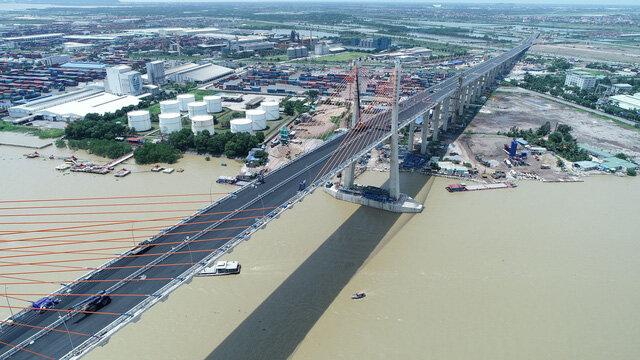 Sở GTVT Quảng Ninh lên tiếng về thông tin cầu hơn 7.000 tỷ lún võng, rung lắc