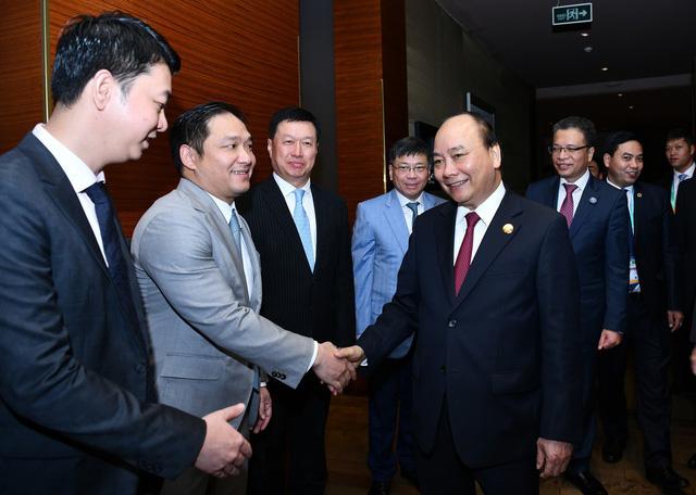 """Thủ tướng """"trải thảm đỏ"""" mời doanh nghiệp Trung Quốc đầu tư vào Việt Nam"""