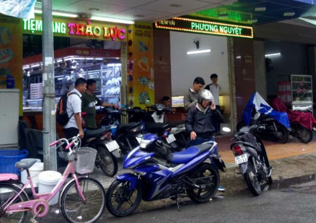 Tiệm vàng Thảo Lực, nơi vừa bị UBND TP Cần Thơ xử phạt hành chính