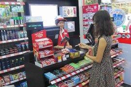 Người Việt đang chuyển mua sắm từ chợ truyền thống sang cửa hàng tiện lợi