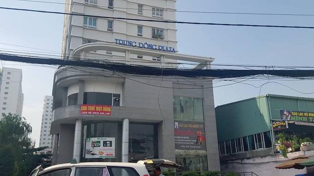 Nguy cơ mất chung cư 18 tầng vì nợ