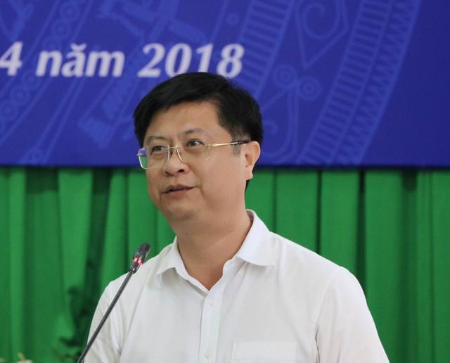 Ông Trương Quang Hoài Nam- Phó chủ tịch UBND TP Cần Thơ