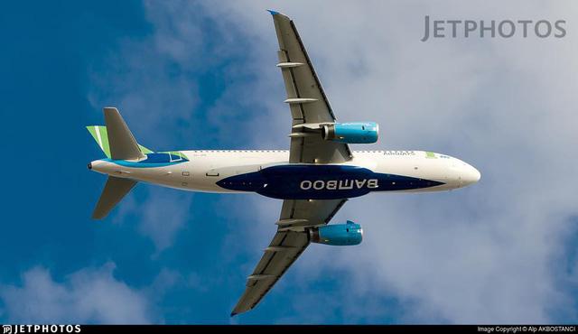 Bamboo Airways bay thử (test flight) thành công.
