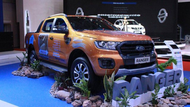 Ford Ranger là một trong những mẫu xe khan hàng do mới được nhập khẩu trở lại trong thời gian gần đây