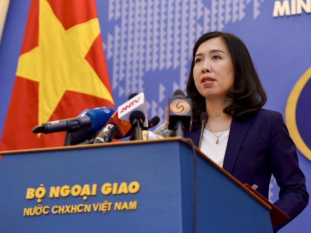 Việt Nam lên tiếng việc đàm phán với Đức về Trịnh Xuân Thanh