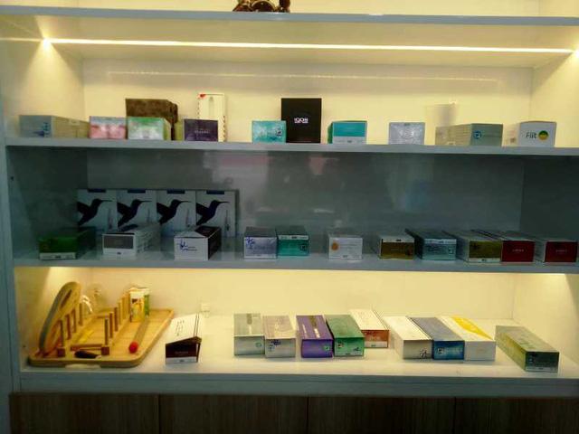 Phía cửa hàng thuốc lá chưa xuất trình được hóa đơn, chứng từ theo quy định