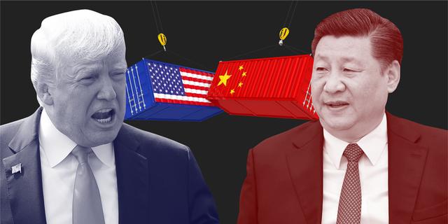 Xuất khẩu hàng hóa Trung Quốc sang Mỹ tăng mạnh trước đợt áp thuế mới của ông Trump vào đầu năm sau. (Nguồn: BI)