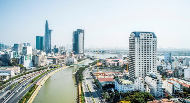 Gần 6 tỷ USD vốn ngoại đổ vào thị trường bất động sản trong 10 tháng