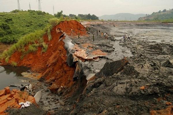 Vụ vỡ đập Gyps thải ở Lào Cai: Tiếp tục điều tra, xác định rõ trách nhiệm