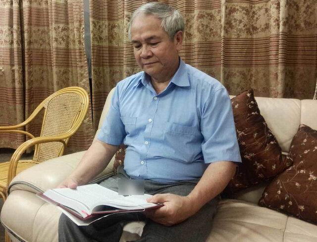 Con trai nhà tư sản Trịnh Văn Bô dự chi hơn 2.000 tỷ đồng mua cổ phần Vinaconex
