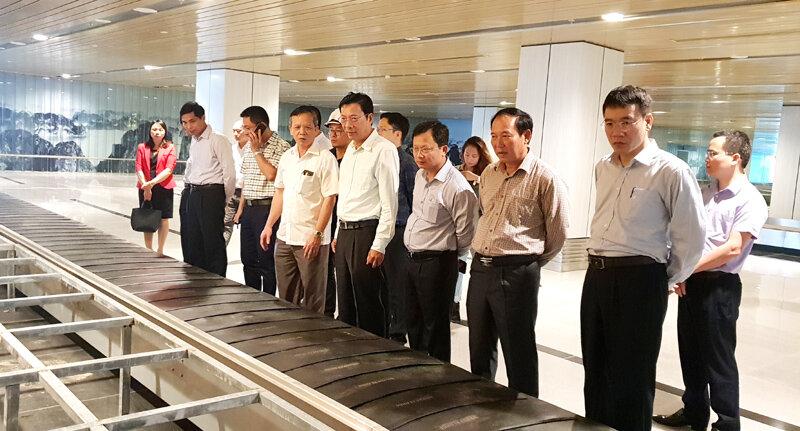 Trình Thủ tướng cho phép mở cảng hàng không Vân Đồn ngay trong tháng 12/2018