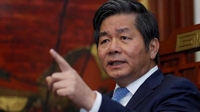 Ông Bùi Quang Vinh là Bộ trưởng thứ 3 bị kết luận sai phạm liên quan đến vụ AVG